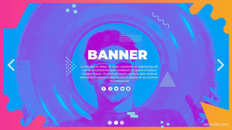 网站设计中幻灯片轮播(slider/carousel)的使用